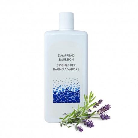 Dampfbademulsion Lavendel 1l