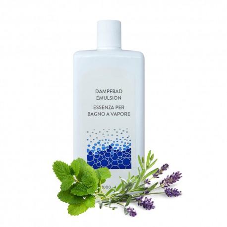 Dampfbademulsion Lavendel-Melisse 1l