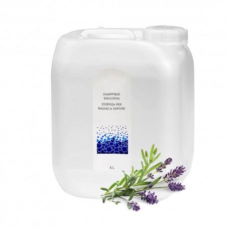 Dampfbademulsion Lavendel 5l