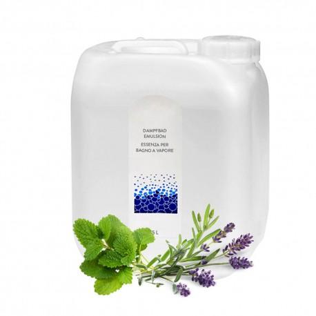 Dampfbademulsion Lavendel-Melisse 5l