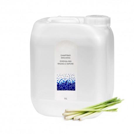 Essenza per bagno a vapore Lemongrass 5l