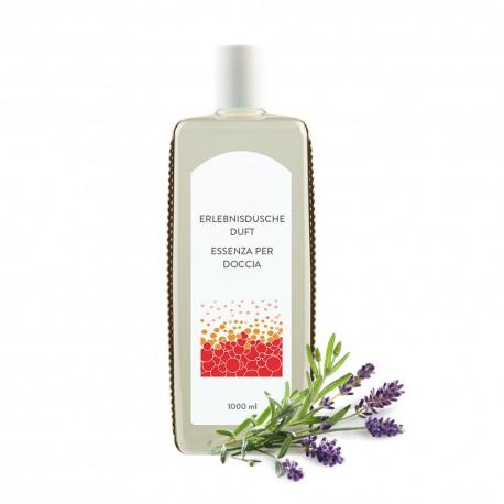 Duft für Erlebnisdusche Lavendel 1l