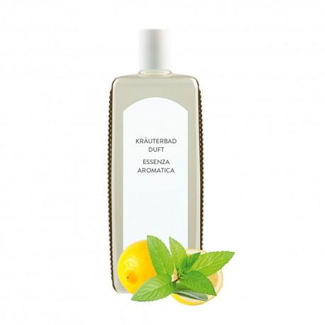 Kräuterbadduft Minze-Citrone 1l