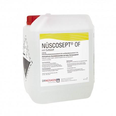Nüscosept Fuss - und Flächendesinfektionsmittel