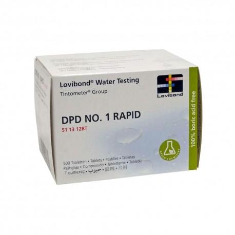 Tabletten  DPD No. 1