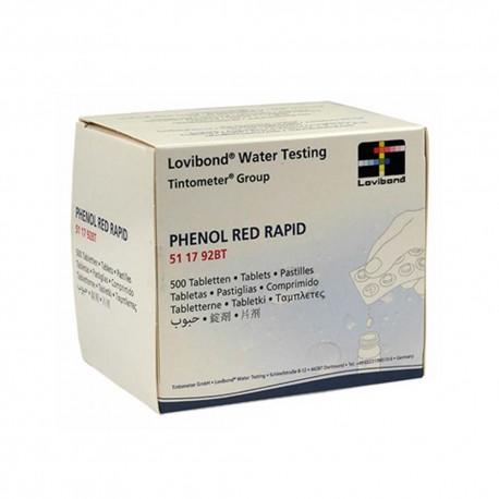 Tabletten Phenol Rot