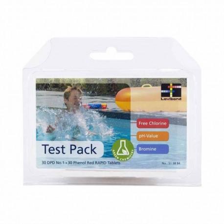 Set per pastiglie misurazione valori acqua