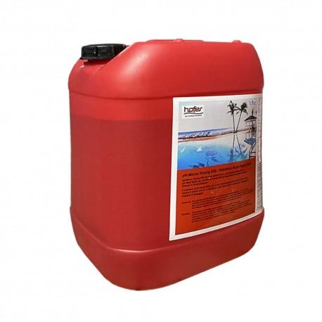 Acido solforico liquido 49%